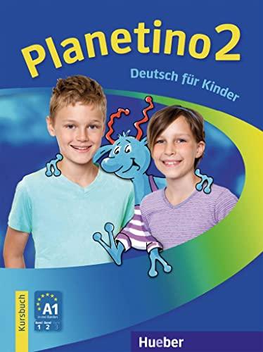 9783193015785: Planetino: Kursbuch 2 (German Edition)