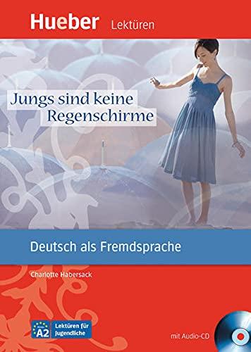 9783193016720: Jungs Sind Keine Regenschirme - Leseheft MIT CD (German Edition)