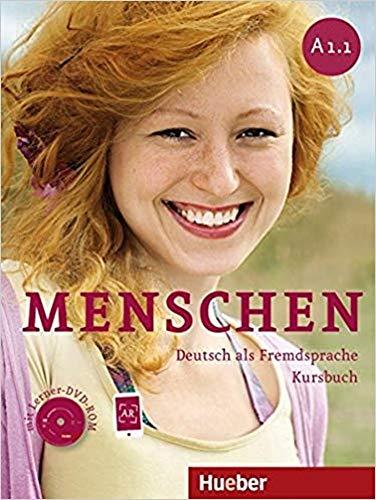 9783193019011: Menschen sechsbandige Ausgabe: Kursbuch A1.1 mit DVD-Rom