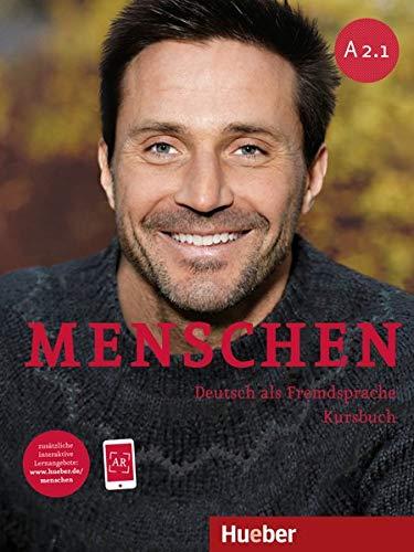 9783193019028: Menschen Sechsbandige Ausgabe: Kursbuch A2.1 MIT DVD-Rom (German Edition)