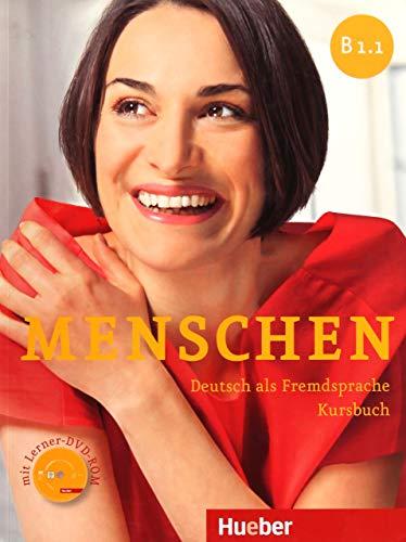 9783193019035: Menschen Sechsbandige Ausgabe: Kursbuch MIT Dvd-rom B1.1 (German Edition)