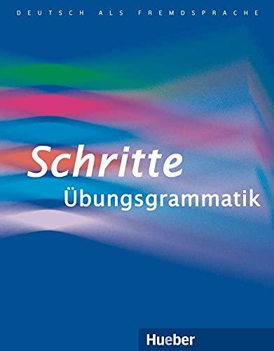9783193019110: Hueber dictionaries and study-aids: Schritte Ubungsgrammatik