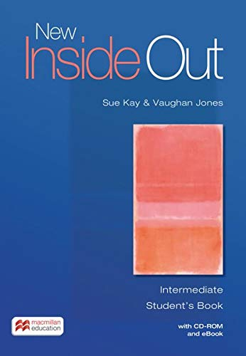 9783193029706: New Inside Out. Intermediate. Student's Book with ebook and CD-ROM