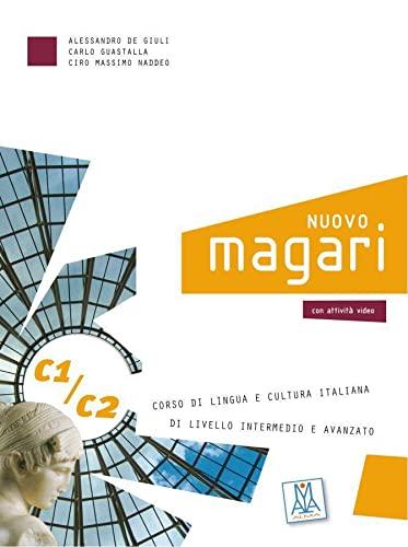 9783193054210: NUOVO magari C1/2. Kurs- und Arbeitsbuch + 2 Audio-CDs