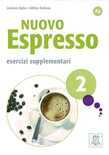 9783193054661: Nuovo Espresso 02 einsprachige Ausgabe Schweiz: corso di italiano / Esercizi supplementari