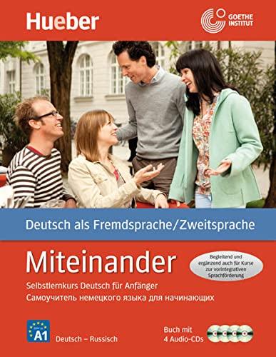9783193095091: Miteinander. Selbstlernkurs Deutsch für Anfänger. Russische Ausgabe