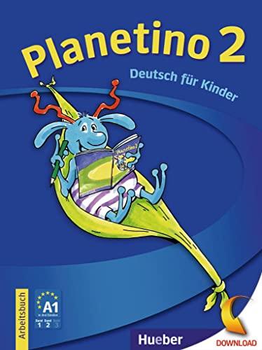 9783193115782: Planetino: Arbeitsbuch 2 (German Edition)