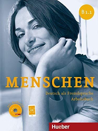 9783193119032: Menschen B1/1. Arbeitsbuch. Con espansione online. Con CD Audio. Per le Scuole superiori: MENSCHEN B1.1 Ab+CD-Audio (ejerc.): 2