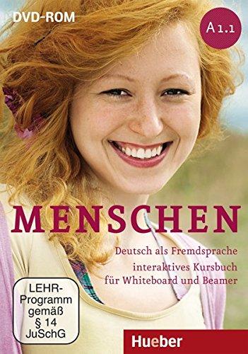 9783193219015: Menschen Sechsbandige Ausgabe: Interaktives Kursbuch Fur Whiteboard Und Beamer A1/1 - DVD-Rom (German Edition)