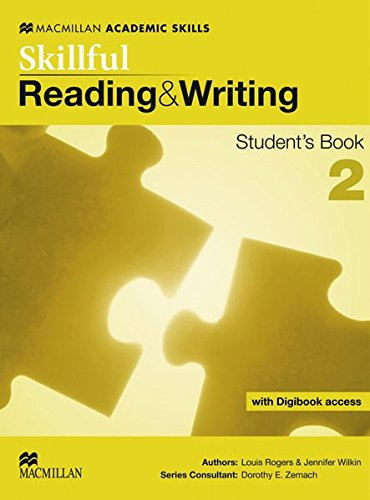 9783193225764: Skillful Level 2. Reading and Writing. Student's Book with Digibook (ebook with additional practice area and video material)