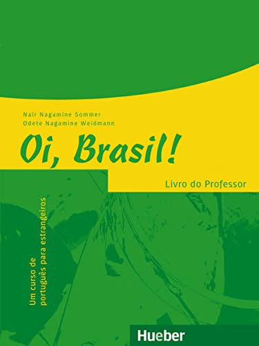 9783193254207: Oi, Brasil!: Livro Do Professor (Portuguese Edition)
