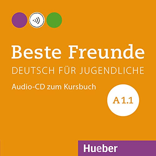 9783193310514: Beste Freunde: Audio CD A1.1 (German Edition)