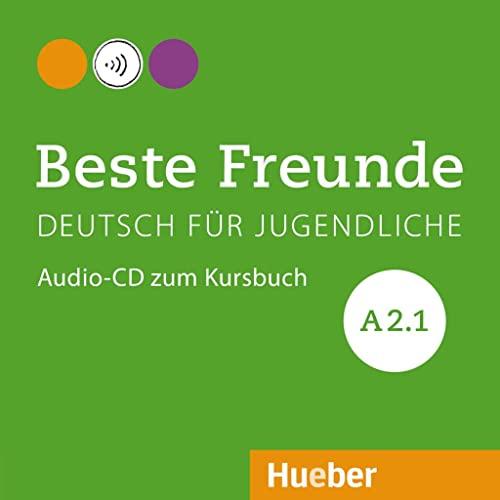 9783193310521: BESTE FREUNDE.A2.1.CD-Audio