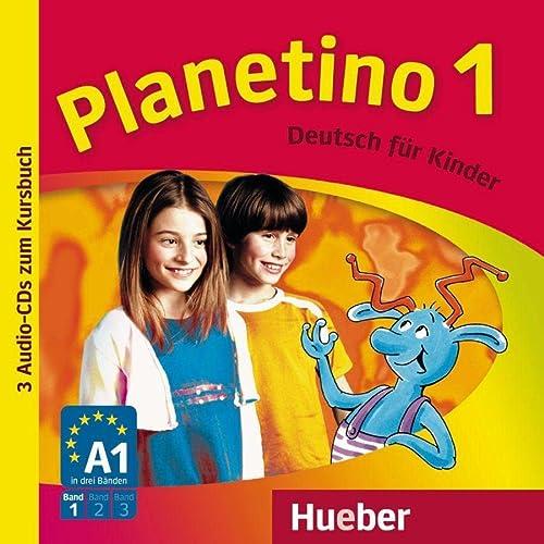 9783193315779: Planetino: CDs 1