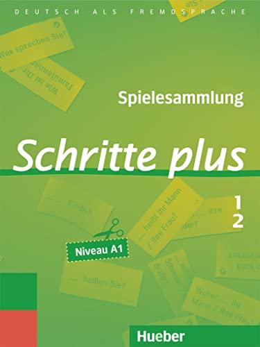 9783193319111: Schritte plus 1+2. Spielesammlung: Deutsch als Fremdsprache