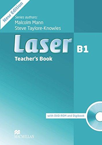 Laser B1. Teacher s Book with Digibook Audio-CD and Teacher s DVD-ROM (Paperback): Malcolm Mann, ...