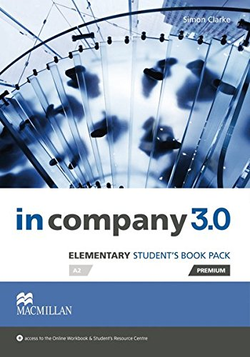 9783193329813: Elementary in company 3.0. Student's Book with Webcode