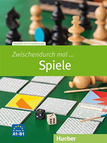 9783193410023: Zwischendurch mal Spiele. Kopiervorlagen: Deutsch als Fremdsprache