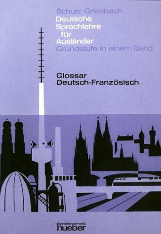 9783193410061: Deutsche Sprachlehre für Ausländer. Deutsch - Französisch.