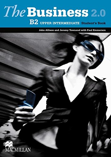 9783193429179: The Business 2.0. Upper-Intermediate. Student's Book