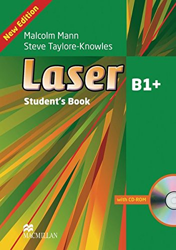 9783193429292: Laser B1+. Student's Book + CD-ROM (plus Online)