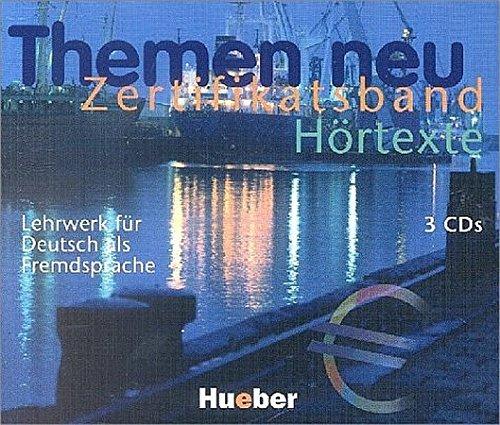 9783193515230: Themen Neu Zertifikatsband Cassette