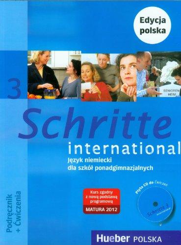 Schritte international 3 Podrecznik + cwiczenia: Niebisch, Daniela; Penning-Hiem