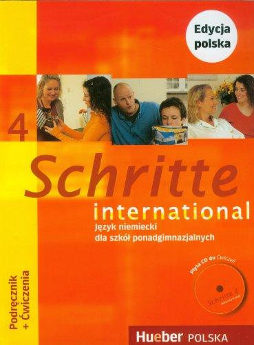 Schritte international 4 Podrecznik z cwiczeniami Edycja: Daniela Niebisch; Penning-Hiem
