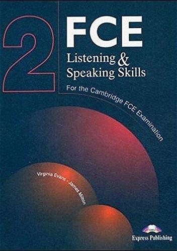 FCE Listening and Speaking Skills 2. Student's