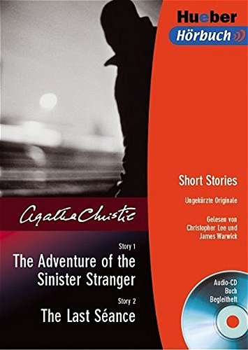 9783193595102: The Adventure of the Sinister Stranger / The Last Seance. CD und Buch . Short Stories