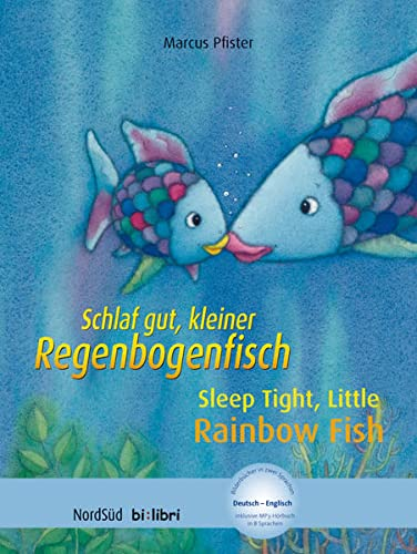 9783193595959: Schlaf Gut, Kleiner Regenbogenfisch! / Sleep Tight Little Rainbow Fish (German Edition)