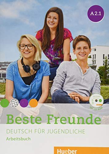 9783193610522: Beste Freunde: Arbeitsbuch A2.1 MIT CD-ROM (German Edition)