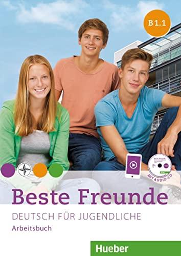 9783193610539: Beste Freunde: Arbeitsbuch B1.1 Mit Audio-CD