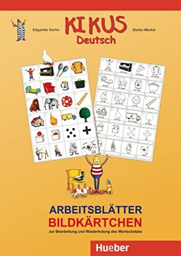 9783193614315: Kikus-Materialien: Arbeitsblatter Bildkartchen (German Edition)