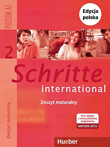 Schritte international 2. Glossar XXL Deutsch-Polnisch: Deutsch