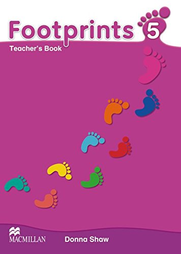 9783193629203: Footprints 5 Teacher's Book