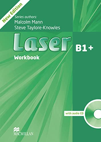 Laser B1+ (3rd edition): Workbook with Audio-CD: Mann Malcolm, Taylore-Knowles,