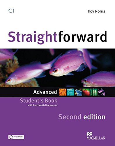 9783193629531: Straightforward Second Edition. Advanced. Package: Student's Book with Webcode and Workbook with Audio-CD