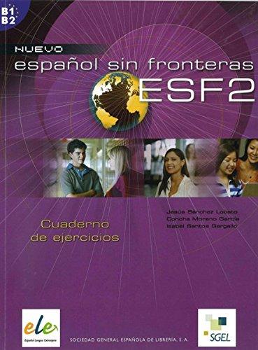 9783193645074: Nuevo Español sin fronteras 02. ESF 2. Arbeitsbuch