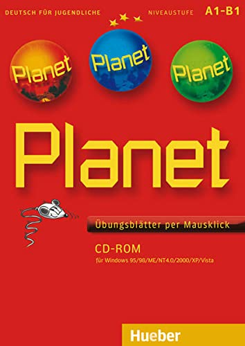 Planet: Ubungsblatter Per Mausklick CD-Rom (German Edition)