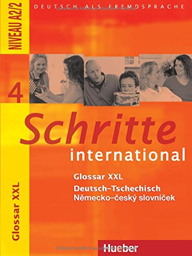 Schritte international 4. Glossar XXL Deutsch -