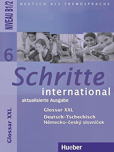 Schritte international 6. Niveau B1/2 / Glossar