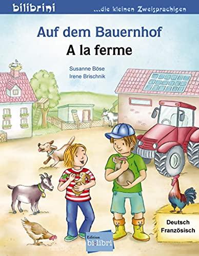 9783193795960: Auf dem Bauernhof Deutsch-Französisch