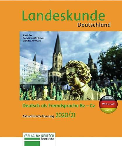 Renate Luscher, Landeskunde Deutschland - Aktualisierte Fassung 2020/21