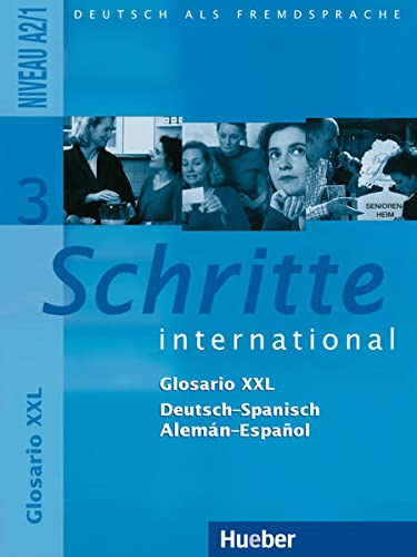 9783193818539: SCHRITTE INTERNATIONAL 3 Guia XXL