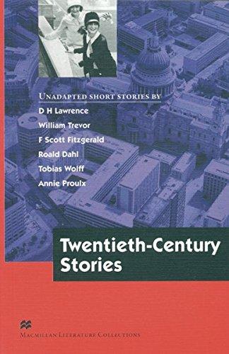 9783193829597: Twentieth-Century Stories: Advanced Level. Lekturensammlung