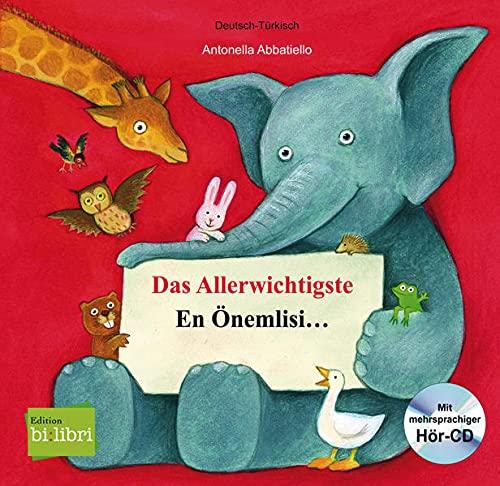 9783193895943: Das Allerwichtigste / En Önemlisi...: Kinderbuch Deutsch-Türkisch