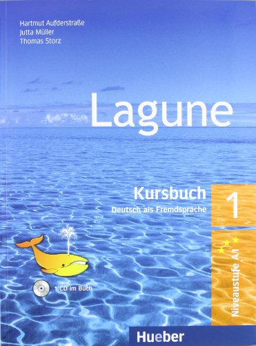 9783193916242: LAGUNE 1 KB+CD+GLOS.XXL