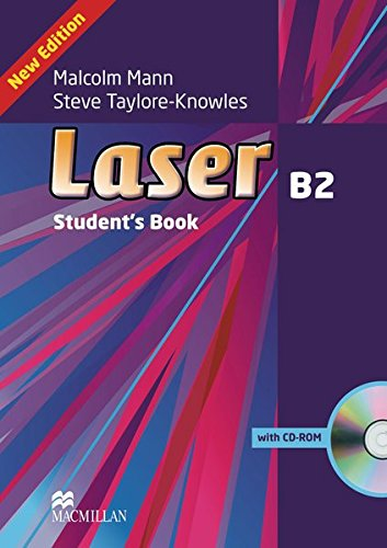 9783193929297: Laser B2. Student's Book + CD-ROM (plus Online)
