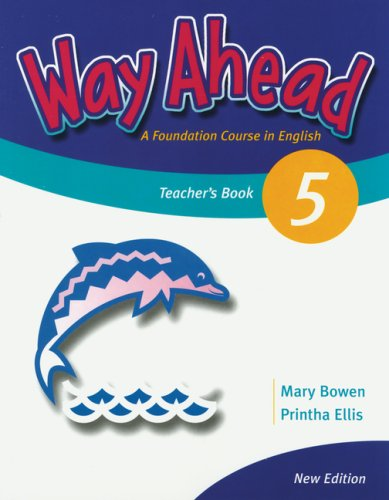 9783193929754: Way Ahead 5. Teacher's Book